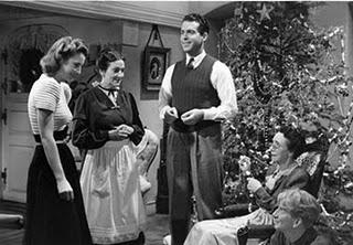 stanyck - Black And White Christmas Movies