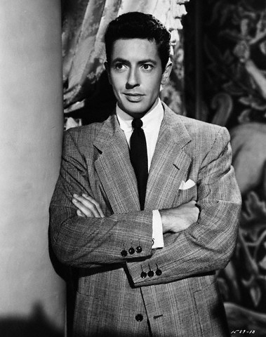 Farley Granger the north star