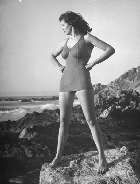 1950 classic big tits 7