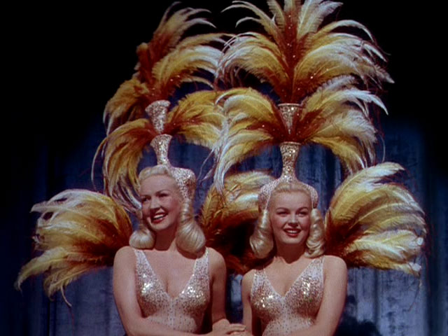 The Dolly Sisters movie