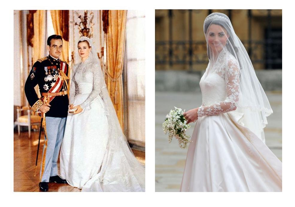 Kate Middleton wedding dress | Comet Over Hollywood