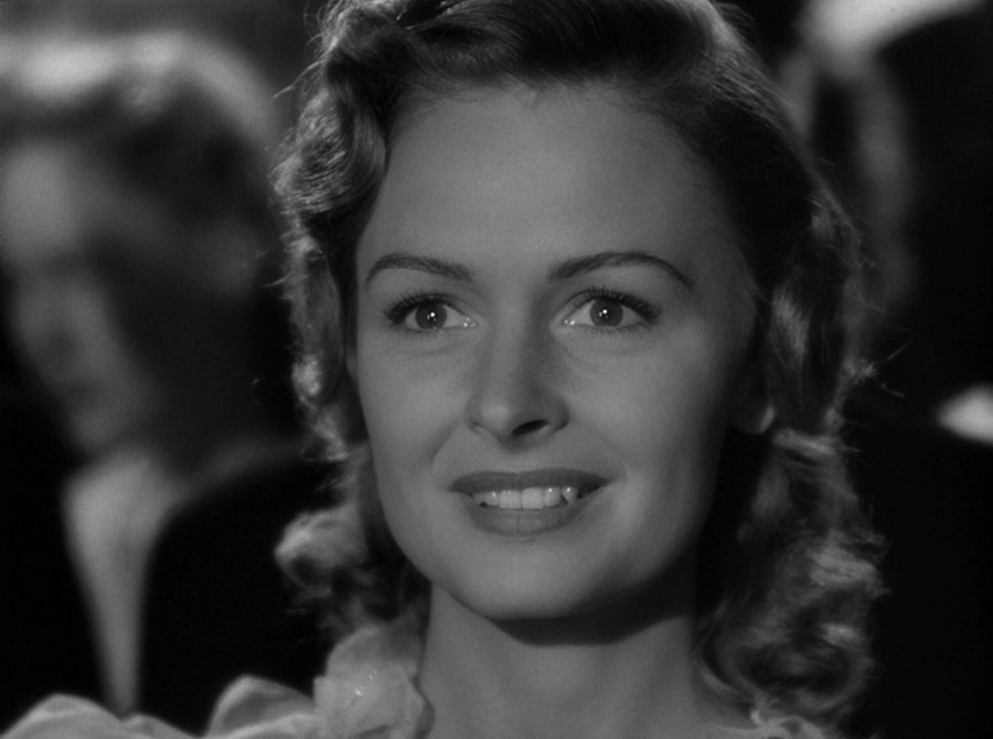 Donna Reed Comet Over Hollywood