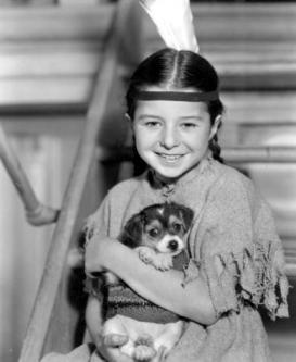 Young Virginia Weidler
