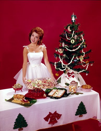 And Merry Christmas from one of my favorites- Annette Funicello