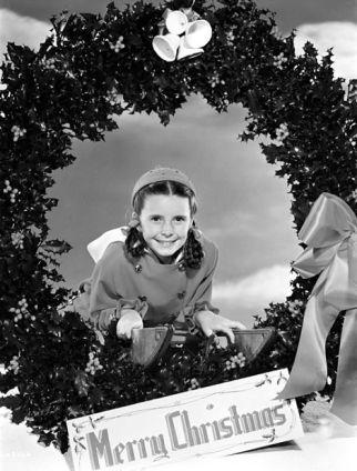 1940s child actress, Margaret O'Brien