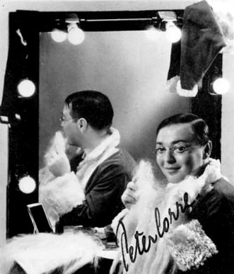 christmas peter lorre