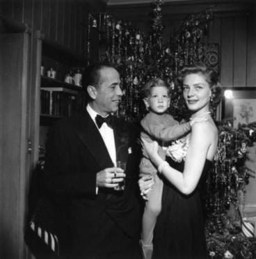 Bacall And Bogart