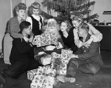 eddie cantor christmas shelly winter lynn merrick maxine fifie leslie brooks