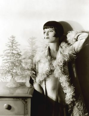 Louise Brooks christmas