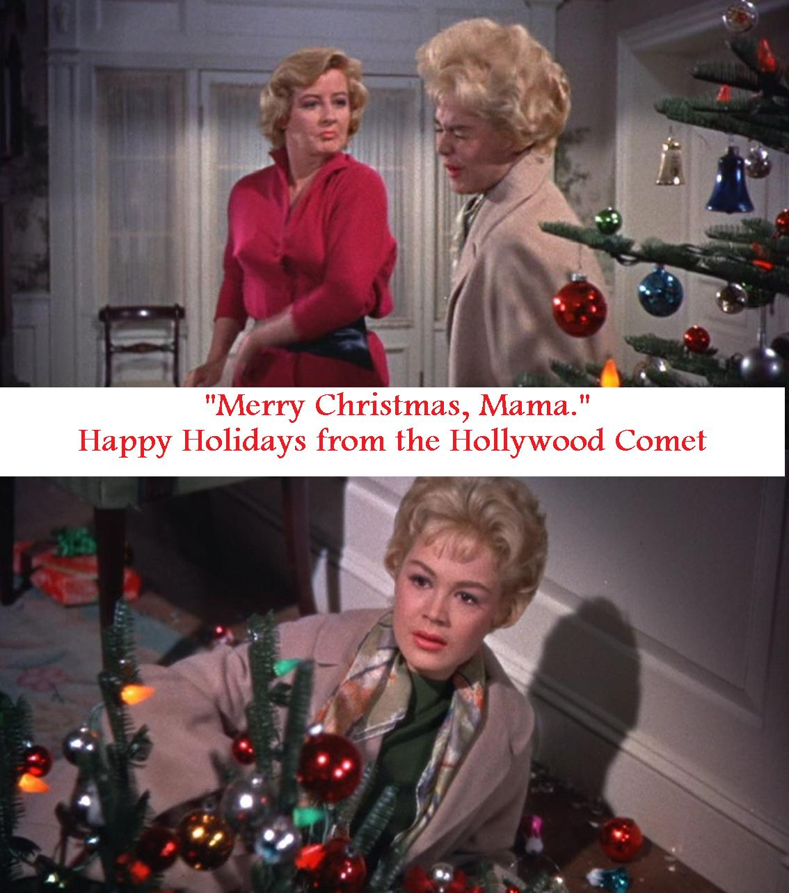 A Christmas card from me to you. Screencapped from Summer Place by Me