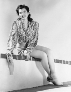 Ann Rutherford in 1940