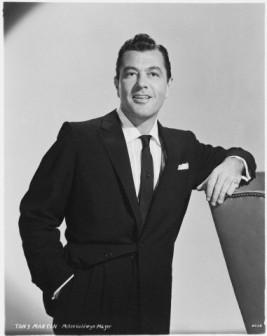 Tony Martin in 1955.