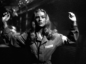 "Veronica Lake ""surrendering"" to Japanese."