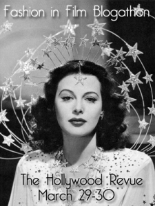 Fashion in Film blogathon hosted by our friends at Hollywood Revue Blog