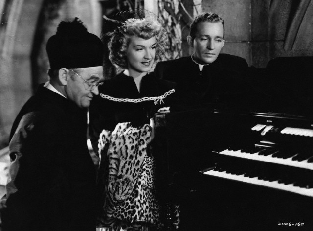 ... and Bing Crosby in Going My Way, 1944