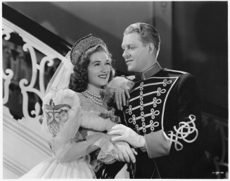 Rise Stevens and Nelson Eddy in The Chocolate Soldier, 1941
