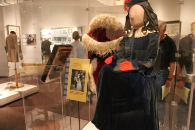 Worn by Cammie King as Bonnie Blue Butler during the horse riding incident