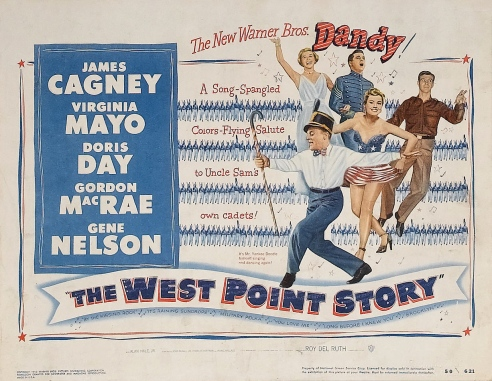 Image result for The West Point Story 1950