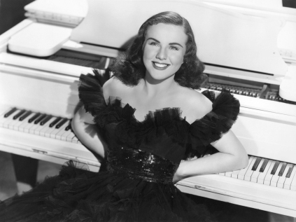 "Deanna Durbin in ""I'll Be Yours"" (1947)"