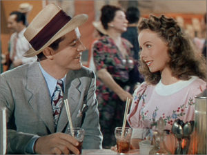 "Dana Andrews and Jeanne Crain's dresses are just two of the reasons why we love ""State Fair"""