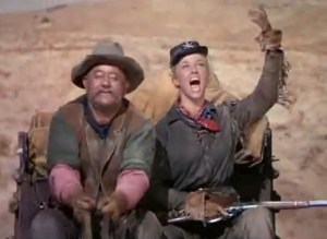 "Doris Day singing ""Deadwood Stage"" in ""Calamity Jane"" (1953)"