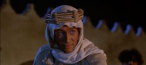 "Peter O'Toole in ""Lawrence of Arabia"" (1962)"
