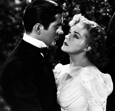 Alice Faye as Rose falls in love with gambler Tyrone Power who plays Bart.