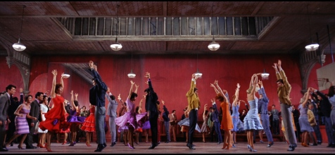 West Side Story mambo scene
