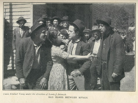"Clara Kimball Young in ""Heart of the Blueridge"""