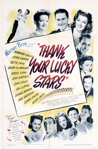Poster - Thank Your Lucky Stars_01