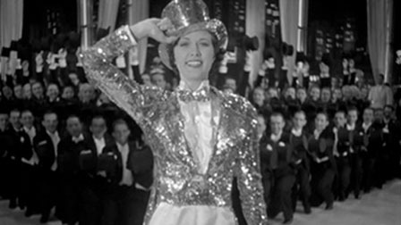 Powell in the film's finale
