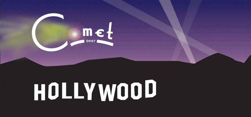 Comet Over Hollywood
