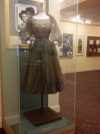 "A dress Gardner wore in ""East Side, West Side"" (1949) which also starred Barbara Stanwyck and James Mason. (Comet Over Hollywood/Jessica P.)"
