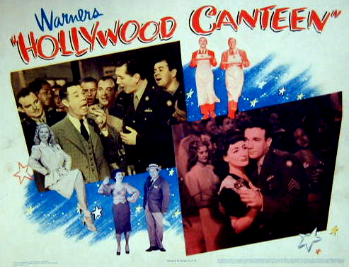 Image result for hollywood canteen poster