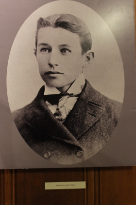 Young Will Rogers