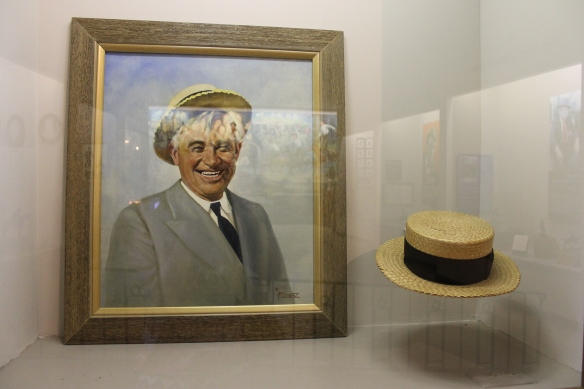 A hat of Will Rogers