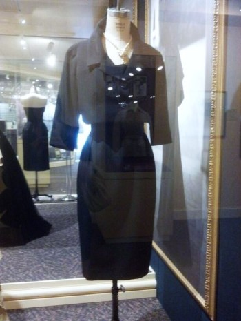 A personal dress of Gardner's (Comet Over Hollywood/Jessica P)