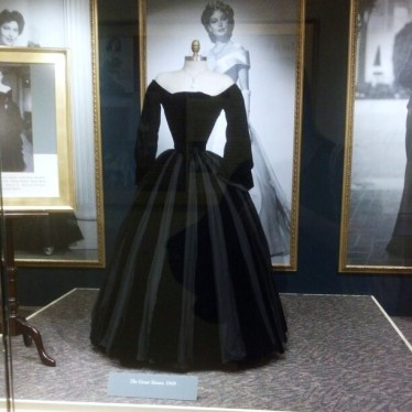 "Gardner wore this dress in ""The Great Sinner"" also starring Gregory Peck and Melvyn Douglas (Comet Over Hollywood/Jessica P)"