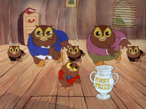 Owl Jolson's family accepts his love for jazz.