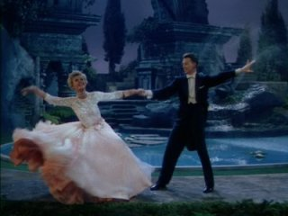 "Vera-Ellen and Donald O'Connor dancing to ""It's a Lovely Day Today"""