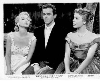 Monica Lewis's character causes problems for Gower and Marge Champion.