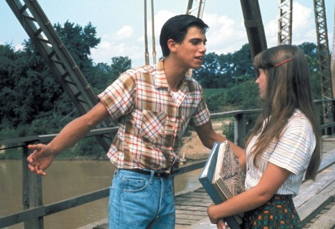 "Robby Benson and Glynnis O'Connor in ""Ode to Billy Joe"" (1976)"