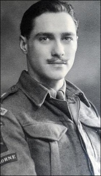 Richard Todd during World War II