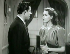 Reporter Randolph is engaged to the DA's daughter, played by Marsha Hunt.