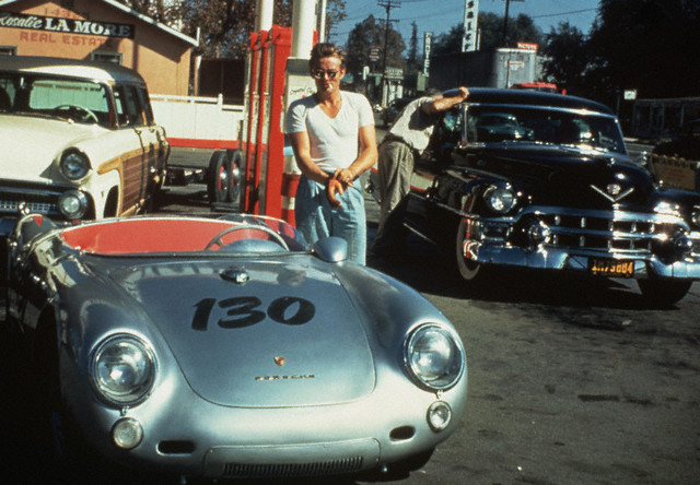 Fact Or Fiction The Curse James Dean S Porsche 550 Spyder
