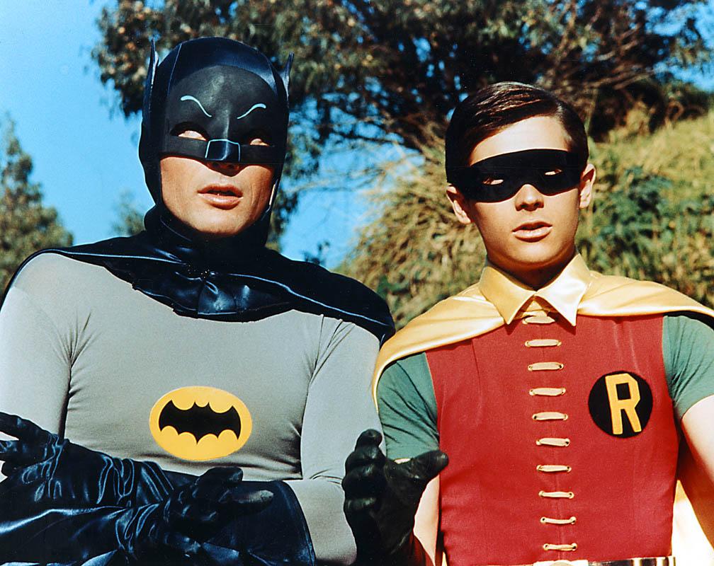 batman und robin serie