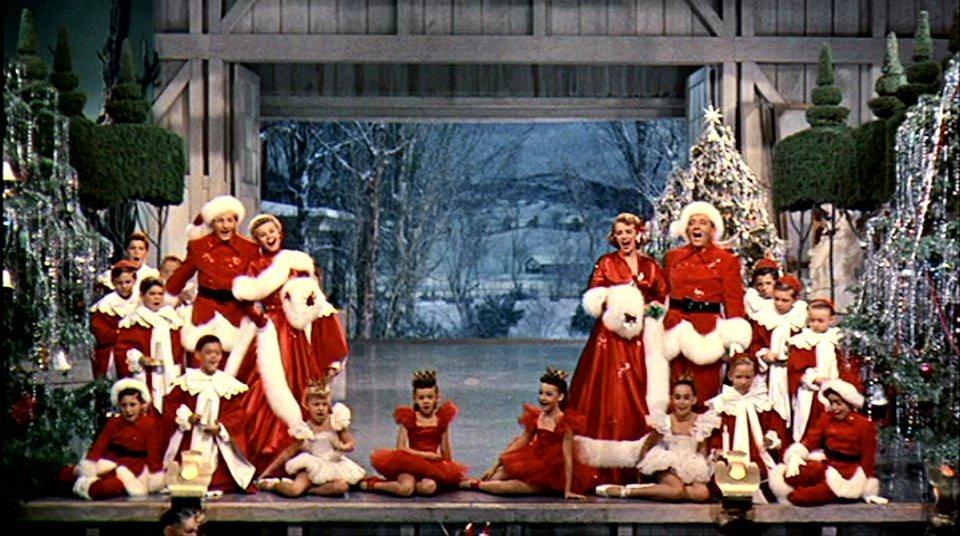 White Christmas 1954.Christmas Musical Monday White Christmas 1954 Comet