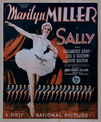 sally poster