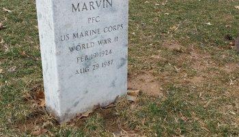 hollywood veterans in arlington national cemetery audie murphy