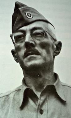 Hammett during World War II.